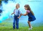 Детская прогулочная фотосессия