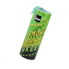 Smoke fountain (зеленый)